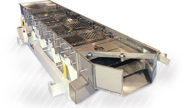 Vibrating Screen Conveyor