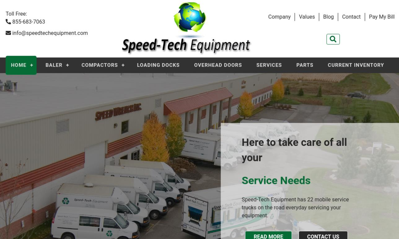 Speed-Tech Equipment