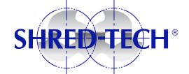 Shred-Tech Logo